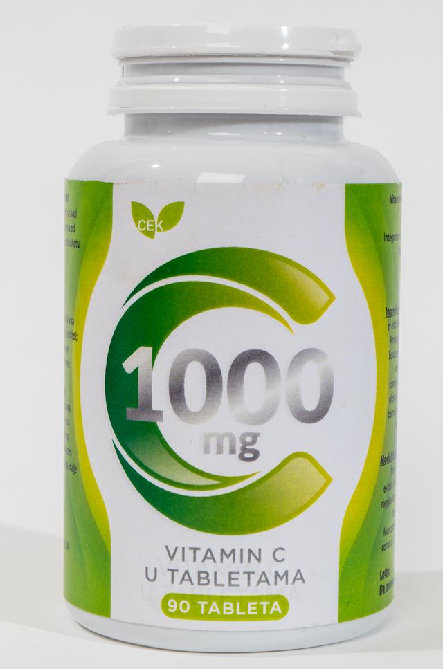 vitamin C prirodna medicina